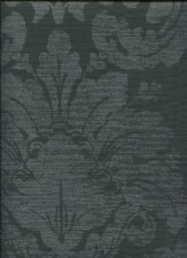Paper & Ink Black & White Wallpaper BW20000 By Wallquest Ecochic For Today Interiors